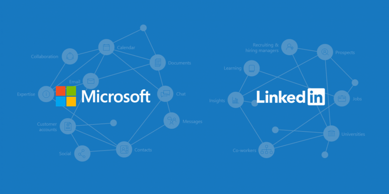 microsoft, linkedin, software