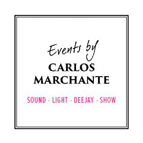 EVENTS BY CARLOS MARCHANTE BRAND