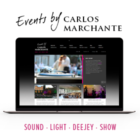 EVENTS BY CARLOS MARCHANTE WEB