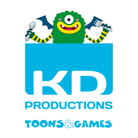 KD PRODUCTIONS TOONS AND GAMES