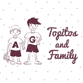 TOPITOS AND FAMILY BRAND